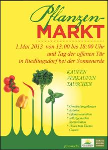 Pflanzenmarkt Riedlingsdorf