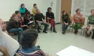 Workshop Leitbild-Entwicklung