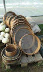 Equipment für die Saatgut-Produktion