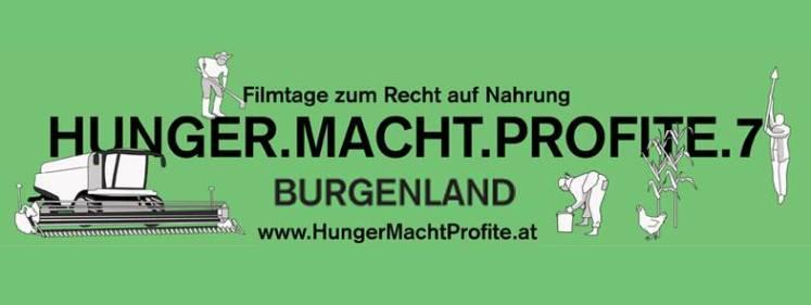 Hunger.Macht.Profite7 im Burgenland